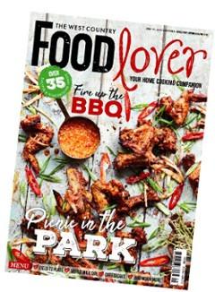 FOODLOVER cover