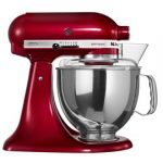 WIN a KitchenAid Artisan 4.8L Stand Mixer worth £429!