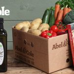 Free Veg Box, Cookbook & Bottle of Organic Olive Oil