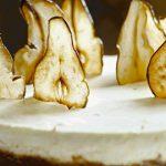 A Great Autumn Recipe: Poire William Mousse Cake