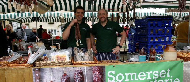 Local Food at Made in North Somerset Festival