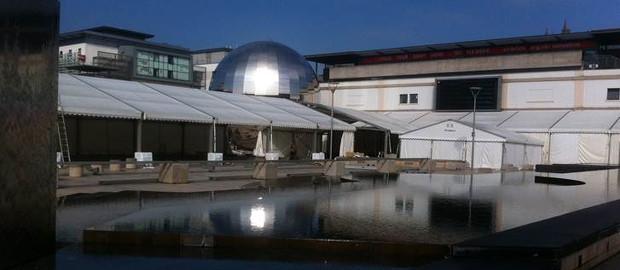 Festival Launches in Millennium Square