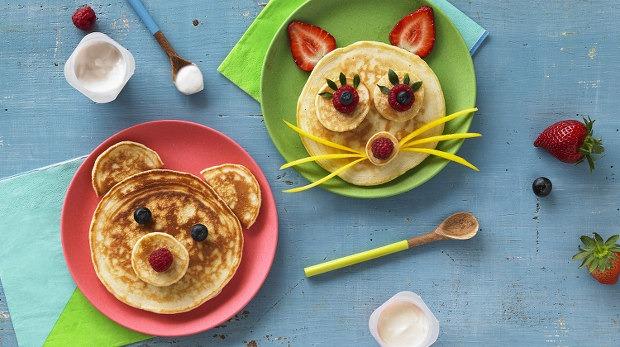 Resultado de imagem para pancakes kids