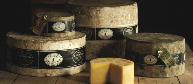 Devon Cheese Producer Wins Three Gold Awards