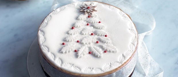 Gluten Free Recipes: Last-Minute Christmas Fruit Cake