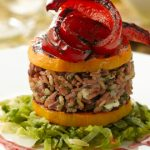 The Healthy Option: Sin-Free Squash & Pepper Stacks