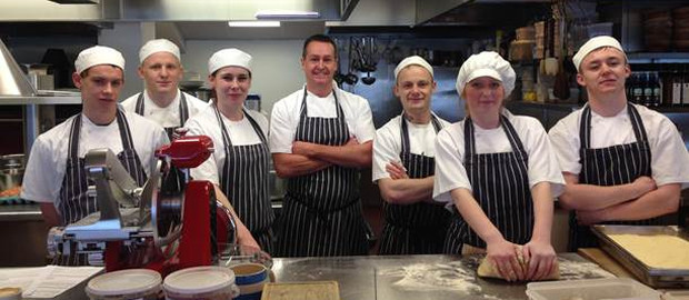 10th-13th February: Apprentice Week at Fifteen Cornwall
