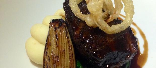 A Recipe by Matt Peryer: Braised Beef Cheeks