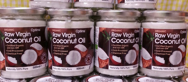 SPECIAL OFFER for March: Optima Coconut Oil