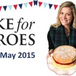18th April – 4th May: Can You Bake for Heroes?