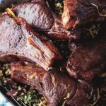 In time for Easter: Maple Glazed Lamb Chops