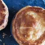 What?! Beef and Guinness Pies with Chocolate