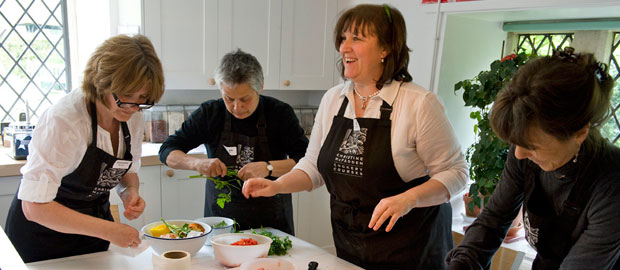 Hands-on Cookery Classes on the Jurassic Coast