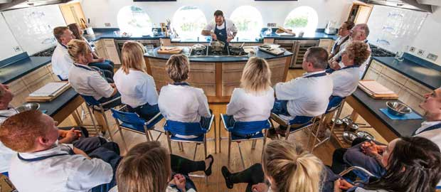 Learn Fish and Shellfish Cookery Skills in Cornwall
