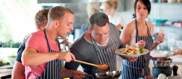 Seasonal Cookery School at River Cottage