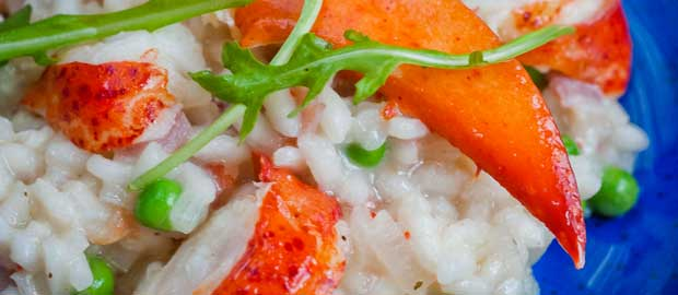 A Delicious Seafood Recipe: Lobster Risotto
