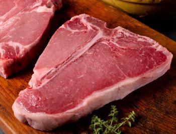 How to cut a T-bone steak