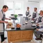 Offer on cookery courses at Lucknam Park