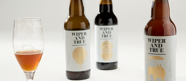 Artisan beers from Wiper and True