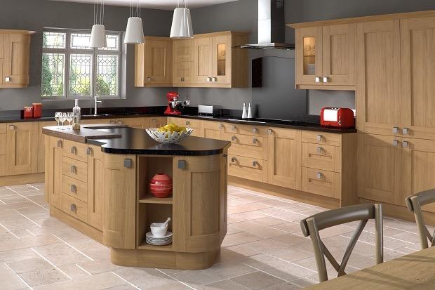Sherborne contemporary traditional kitchens foodlover for Kitchen design yeovil