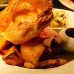 Free dessert with Sunday lunch at the Wellington Hotel