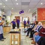 Spillers of Chard Aga demo on July 13th