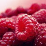 Roger White on raspberries