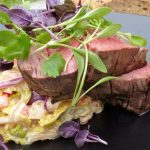Summer surf and turf