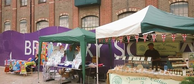 The Brewery Square Fayre, September 10th