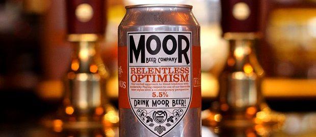 Regularly changing Bristol brews from Moor Beer