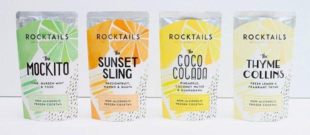 Marvellous mocktails from Rocktails