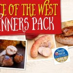 Try The Sausage Shed's Taste of the West pack