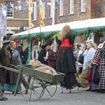 Head to Portsmouth's Victorian Festival of Christmas