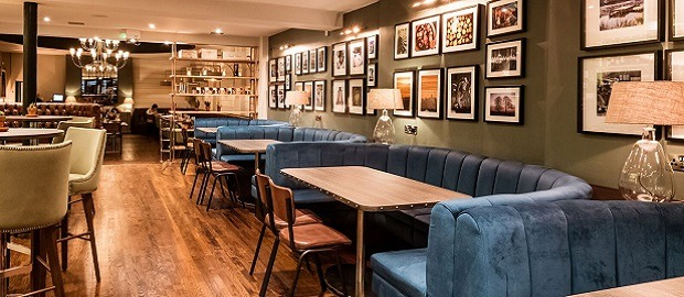 Stay and dine in the new look BRAZZ from The Castle, Taunton