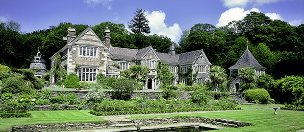 Summer events at Lewtrenchard Manor, Devon