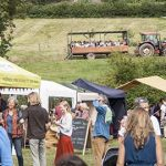 WIN 2 ADULT WEEKEND TICKETS TO RIVER COTTAGE'S FESTIVAL