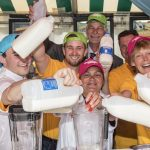 Trewithen Dairy 'shaking' up the Royal Cornwall Show