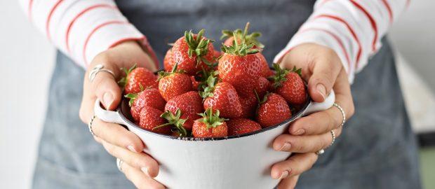 FIELD TO PLATE: Stunning Strawberries