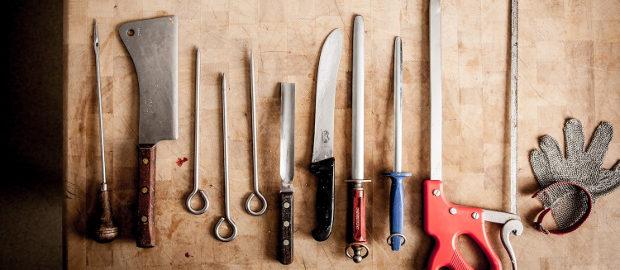 butchery knives