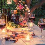 Decadent Outdoor Dining