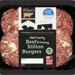 Win a pack of Jon Thorners new summer barbecue burger range