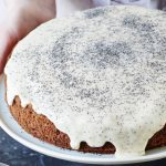 Courgette, Lemon & Poppy Seed Cake