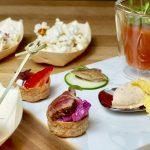 Outdoor Dining: Creative Canapés