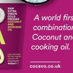 Introducing Cocavo, the coconut and avocado oil blend