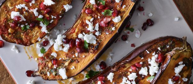In Season: Awesome Aubergines