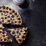 Blackberry Tart with Toasted Almonds & White Chocolate