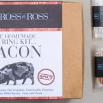 Win one of three bacon curing kits