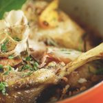 Cassoulet with Ale