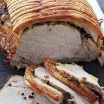Roast Pork with Spices& Crisp Crackling