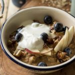 Nordic-spiced Porridge